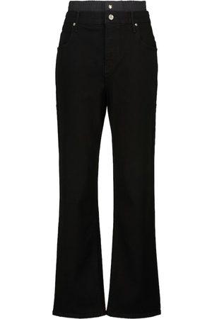 RTA High-Rise Straight Jeans Kallan