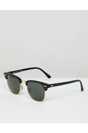 Ray-Ban – Clubmaster – Sonnenbrille in 0RB3016