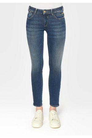 Le Temps des Cerises Damen Slim - Slim-fit-Jeans im klassischen 5-Pocket-Stil