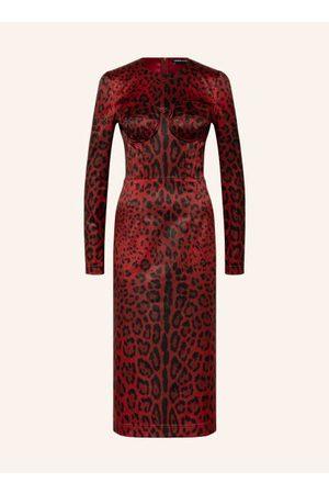 Dolce & Gabbana Damen Bügel BHs - Taillierter Schnitt. Rundhalsausschnitt. Eingearbeiteter BH mit Bügel. Eingearbeitete Formstäbchen über dem Taillenbund vorne. Lange Ärmel. Abnäher unter der Taillennaht auf der Vorderseite. Taillierungsnähte auf der Rück