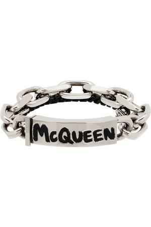 Alexander McQueen Herren Armbänder - Graffiti Kettenarmband