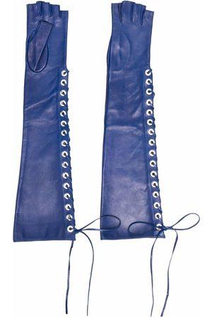 Manokhi Fingerlose Handschuhe