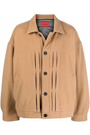A BETTER MISTAKE Jacke mit Streifendetail