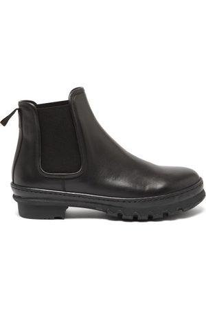 LEGRES 14 Leather Chelsea Boots