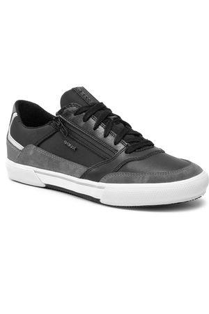Geox U Kaven B U156MB 085FU C0005 Black/Dk Grey