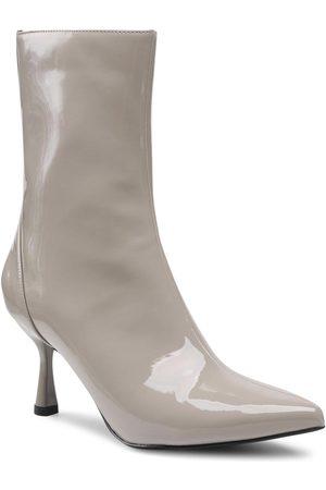 QUAZI Damen Stiefel - LS5585-04 Light Grey