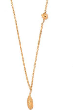NICK FOUQUET Herren Halsketten - Long mixed charm necklace