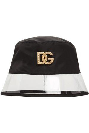 Dolce & Gabbana Fischerhut Mit Logo