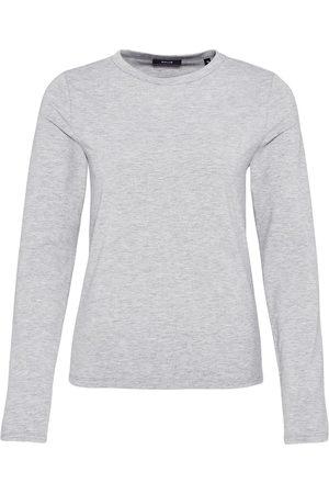 Opus Damen Longsleeves - Basicshirt Selino