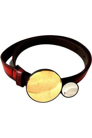 Bottega Veneta Pre-owned Belt , Damen, Größe: One size
