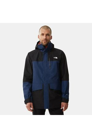 The North Face Dryzzle Allwetterjacke Mit Futurelight™ Für Herren Monterey Blue-tnf Black Größe L Herren