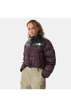 The North Face Nuptse Kurze Jacke Für Damen Avnvwlastsprprt Größe L Damen