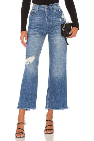 Boyish The Mikey High Rise Wide Leg in . Size 24, 25, 26, 27, 28, 29, 30, 31, 32.