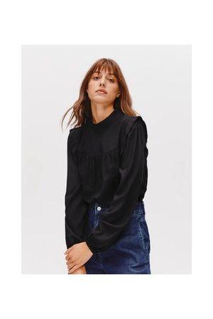 Promod Damen Blusen - Bluse mit Print