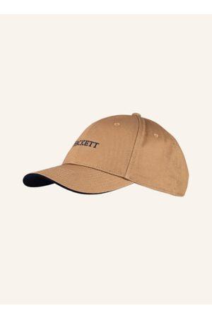 Hackett Herren Hüte - Luftöffnungen. Futterband. Verstellbarer Riemen. Label-Stitching auf der Front
