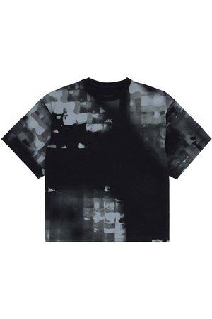 A-cold-wall* T-Shirts, Polos & Longsleeves - Brush Stroke T-Shirt S , mehrfarbig