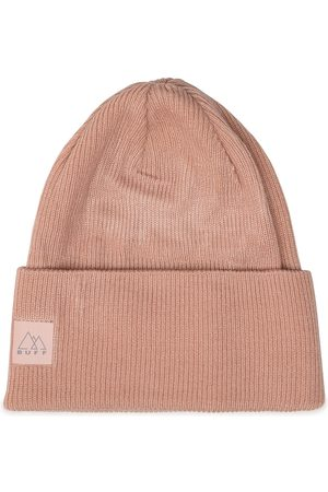 Buff Knitted Hat 126483.508.10.00 Crossknit Pale Pink