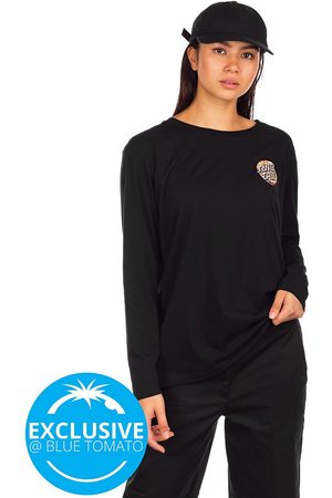 Santa Cruz Damen Longsleeves - BT Fall Dye Dot Long Sleeve T-Shirt