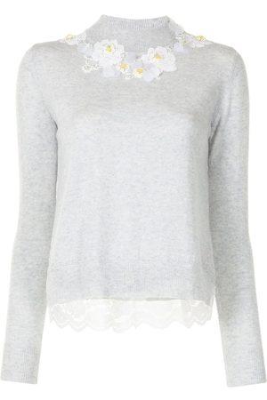 Onefifteen Pullover mit Stehkragen