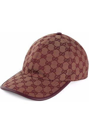 Gucci GG-canvas six-panel cap