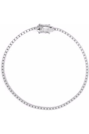 TOM WOOD Square chain bracelet