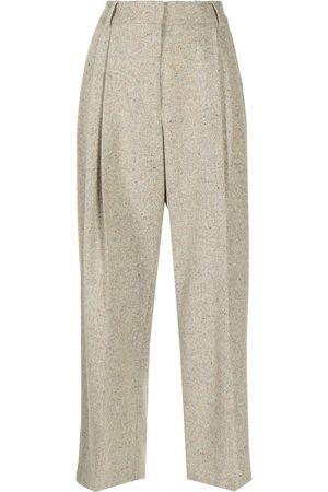 MIRA MIKATI Elegante Tweed-Hose