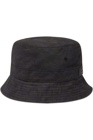 Superdry Bucket Hat M9010161A Black Nathan Camo 5NL