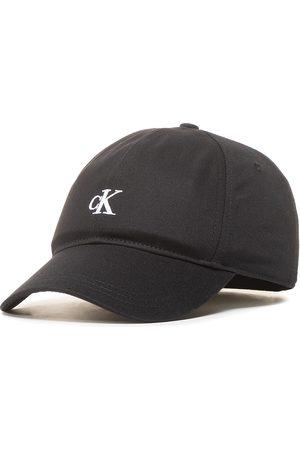 Calvin Klein Monogram Baseball Cap IU0IU00150 BLK