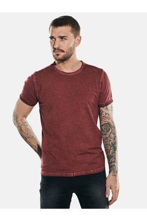 EMILIO ADANI Herren T-Shirt rundhals regular uni Rundhals