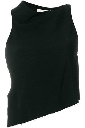 Maison Martin Margiela Damen Tops & T-Shirts - Asymmetrisches Oberteil