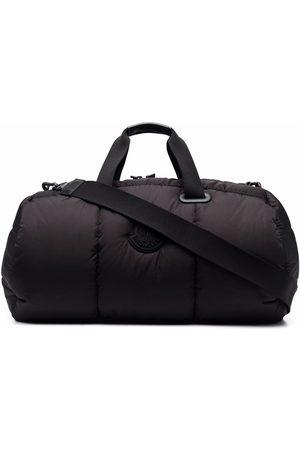 Moncler Reisetaschen - Gefütterte Reisetasche mit Logo-Patch