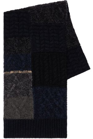 Dolce & Gabbana Schal Aus Schurwollmischung