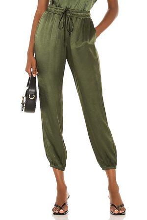 Nation LTD Damen Hosen & Jeans - Del Ray Satin Dressed Up Pant in . Size M, S, XS.