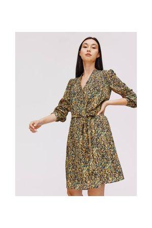Promod Damen Bedruckte Kleider - Kleid mit DIMB Print