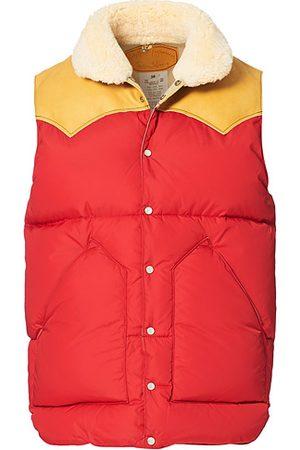 Rocky Mountain Featherbed Herren Westen - Christy Vest Red