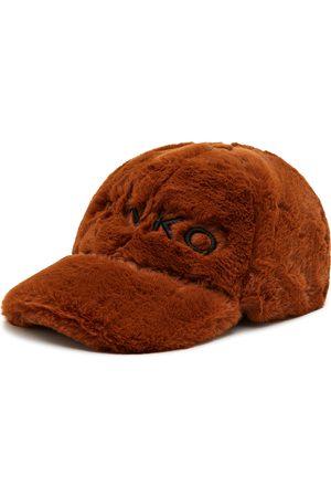 Pinko Damen Caps - Macinare Cappello. 1Q200C Y7NF Brown L43