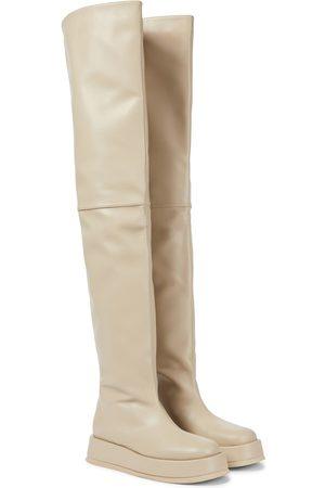 Gia Borghini Exklusiv bei Mytheresa– GIA/RHW Overknee-Stiefel Rosie10