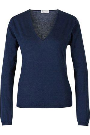 Santa Eulalia Silk Cashmere Sweater , Damen, Größe: 38 IT