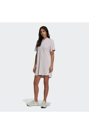 adidas Shirtkleid »Tennis Luxe T-Shirt-Kleid«