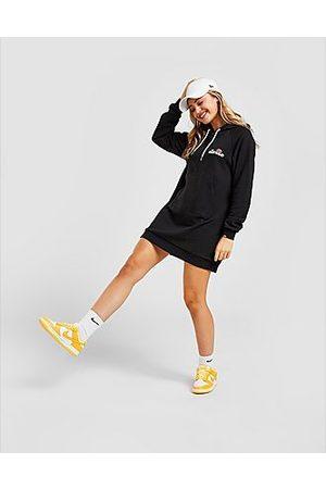 Ellesse Damen Freizeitkleider - Core Logo Hoodie Kleid Damen