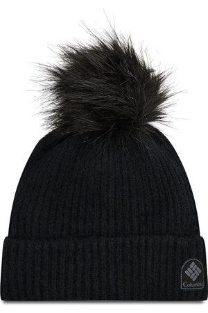 Columbia Damen Mützen - Winter Blur Pom Pom Beanie 1862101010 Black 010