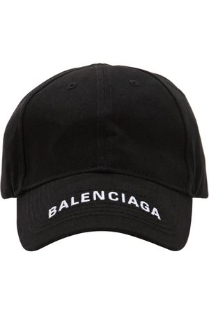 Balenciaga Damen Hüte - Baseballkappe Mit Logostickerei