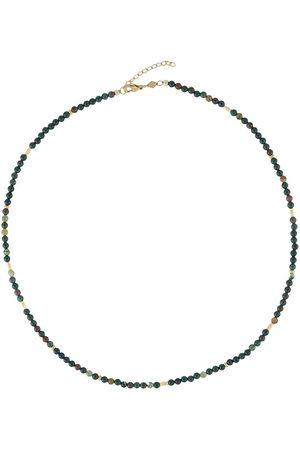 Nialaya Halskette mit Jaspis