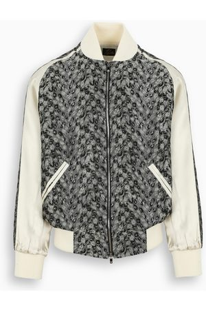 Pins & Needles Spotted pattern bomber jacket