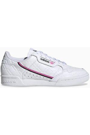 adidas Damen Sneakers - White Continental 80 women's sneakers