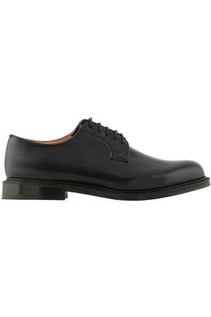 Church's Blue Shannon derby shoe