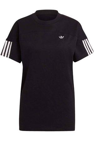 adidas Damen T-Shirts, Polos & Longsleeves - Trefoil Moments Damen T-Shirt 34