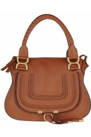 Chloé Crossbody Bags Small Marcie Shoulder Bag brown