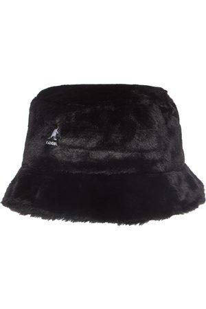 Kangol Hüte - Faux Fur Bucket Hat