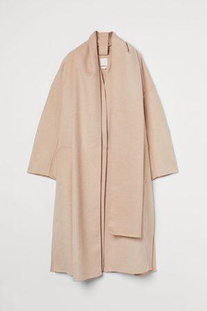 H&M Mantel aus Wollmix